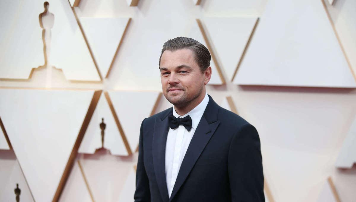 Leonardo DiCaprio Getty