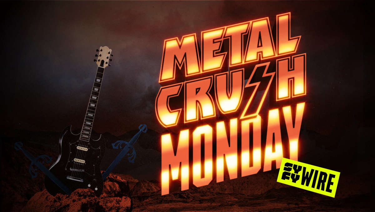 Metal Crush Mondays official