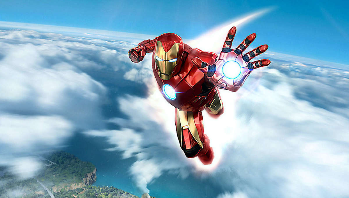 Iron Man VR for PlayStation VR