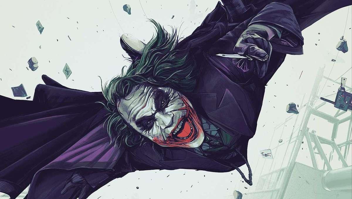 Joker Dark Knight Mondo SDCC 2020