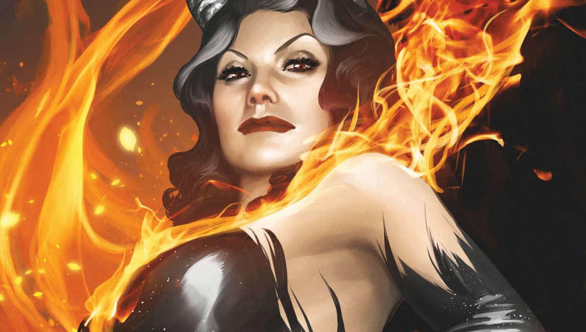 Madam Satan #1 cover