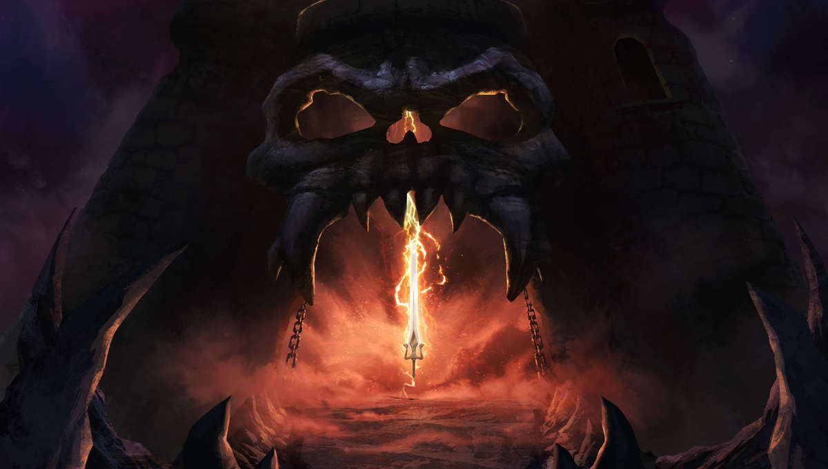 Masters of the Universe: Revelation teaser poster
