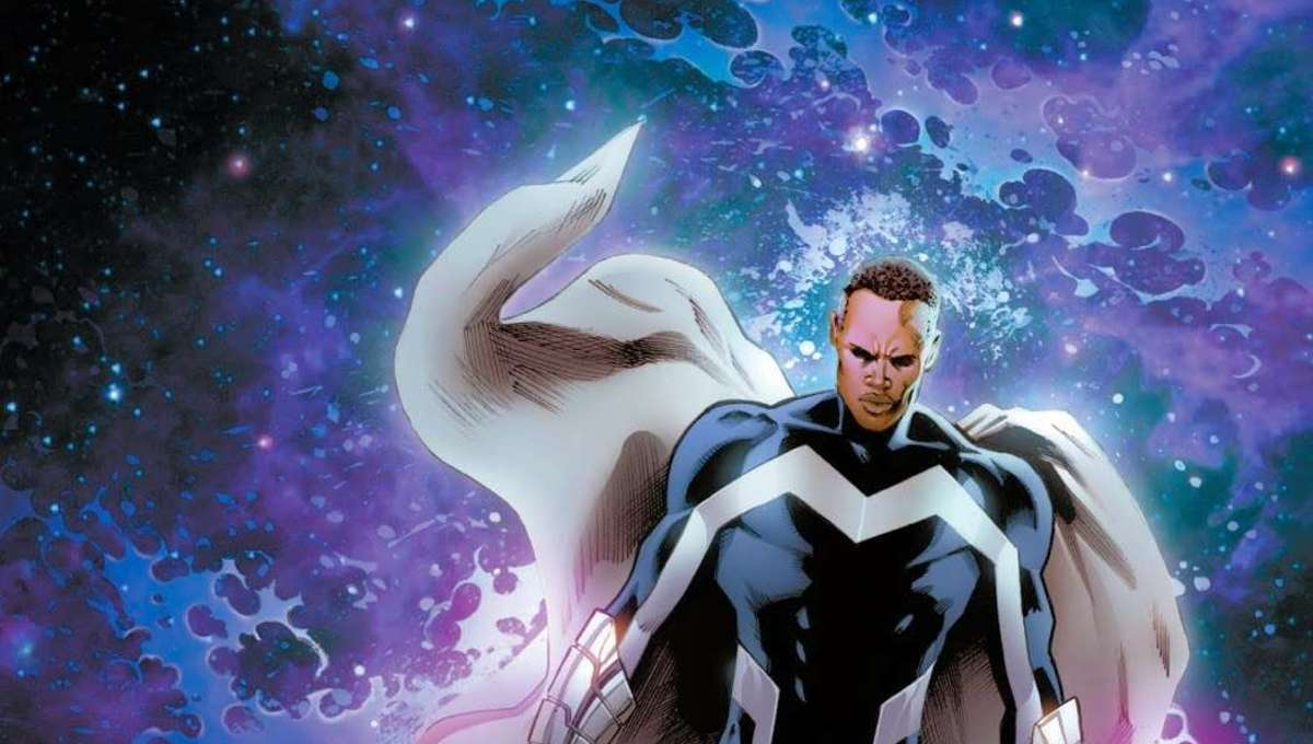Might Avengers Blue Marvel