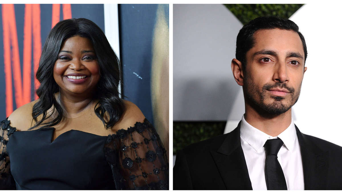 Octavia Spencer & Riz Ahmed