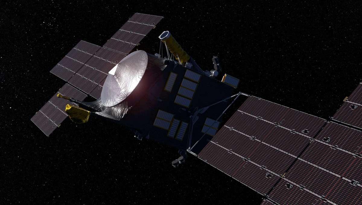 Psyche spacecraft