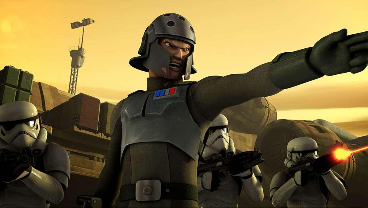 Star Wars Rebels - Agent Kallus