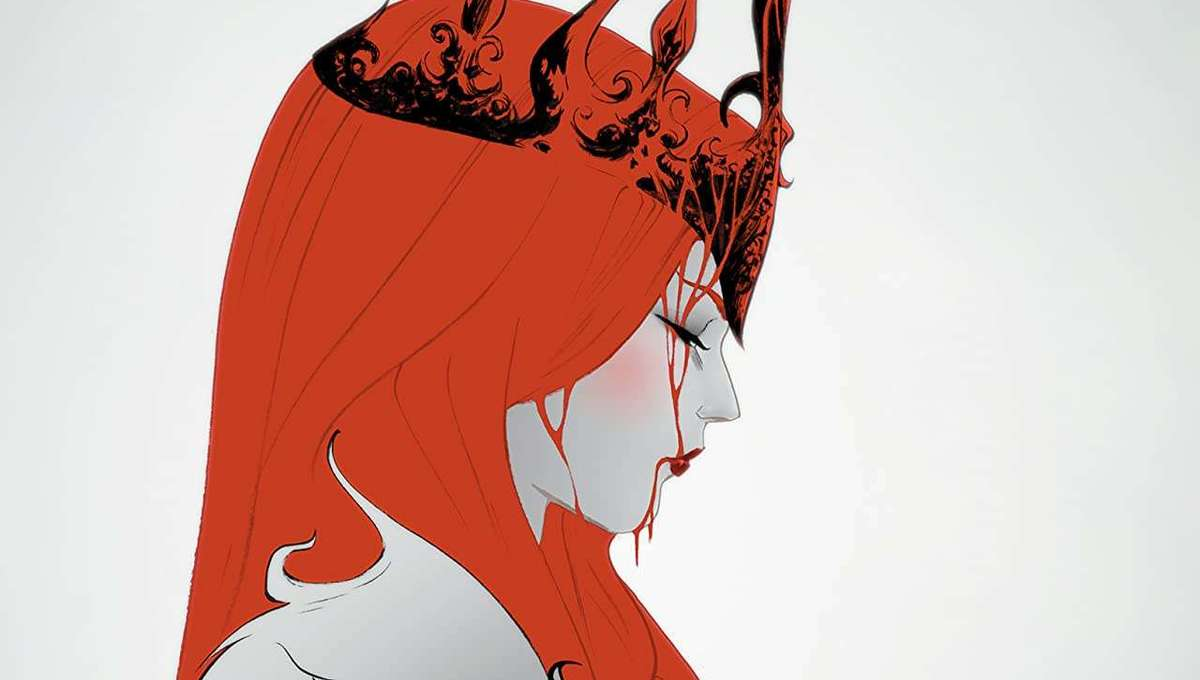 Red Sonja 18 cover