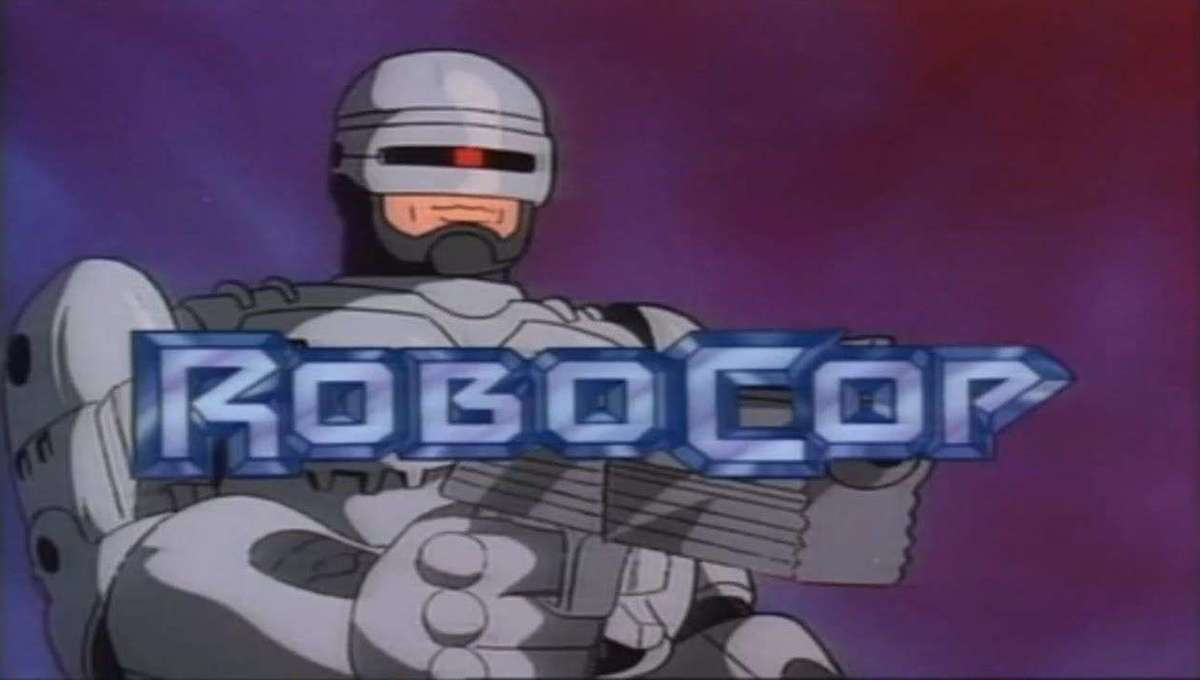 Robocop Animated Series intro