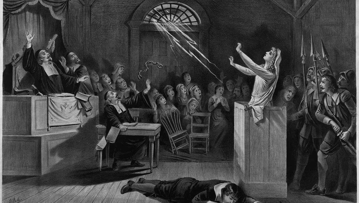 Salem Witch Hunts