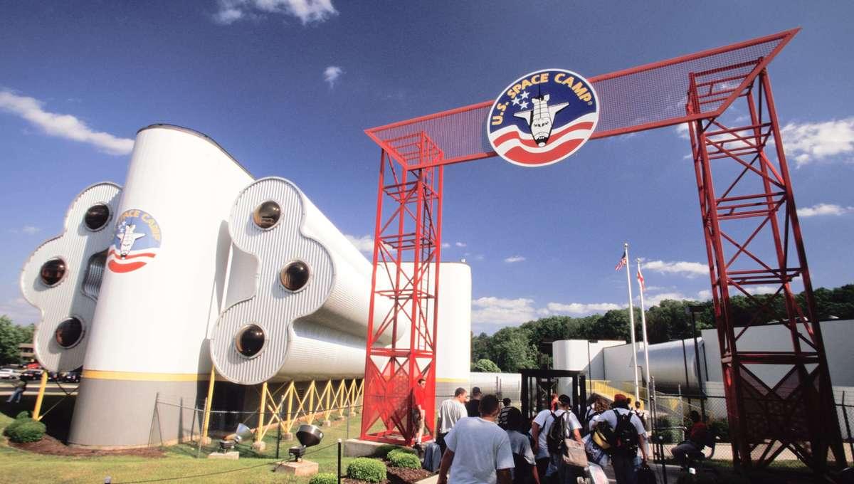 US Space Camp in Huntsville Alabama