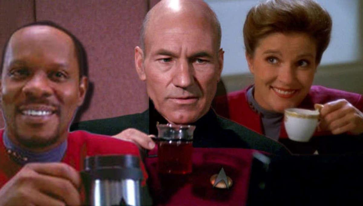 Star Trek drinks