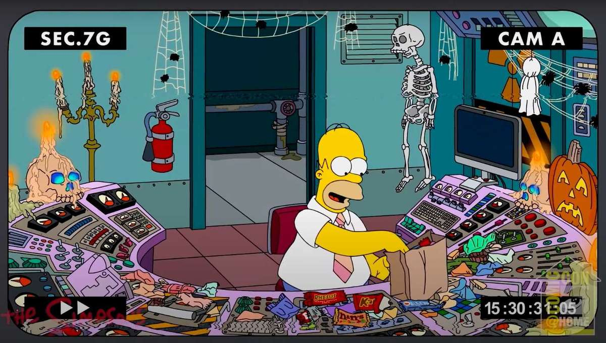 The Simpsons Treehouse of Horror 2020
