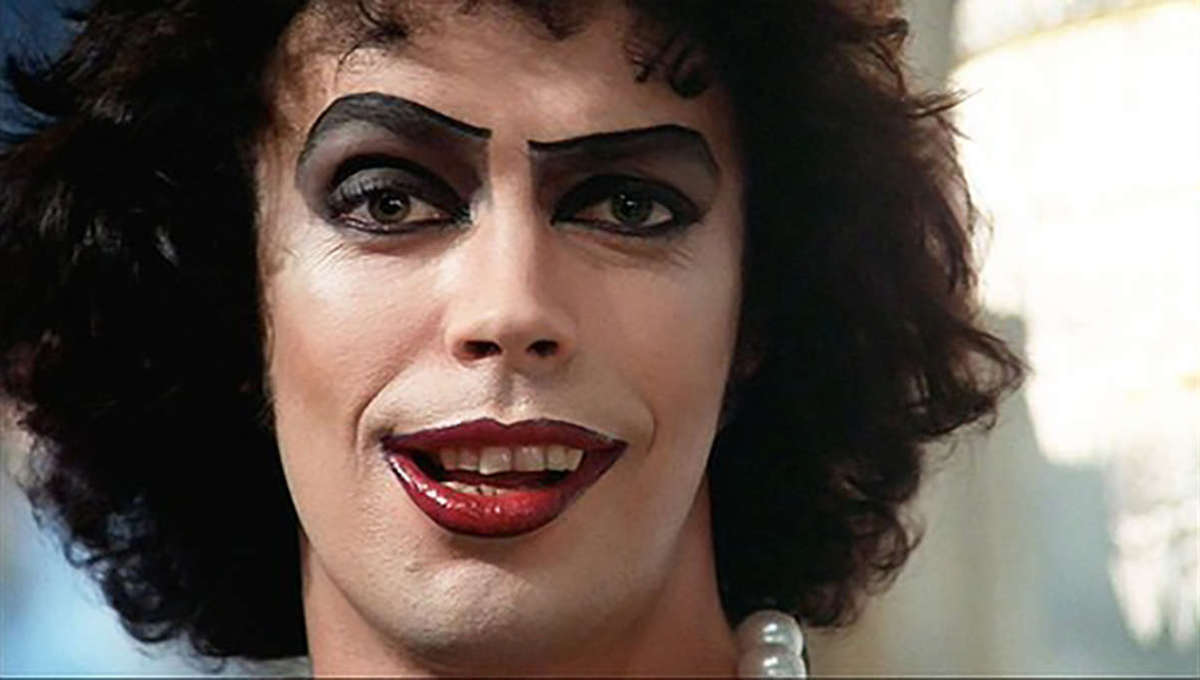 Tim Curry Rocky Horror