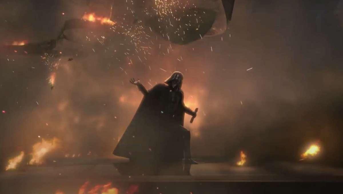 Star Wars Rebels - The Siege of Lothal