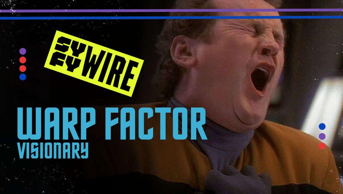 Warp Factor - Visionary
