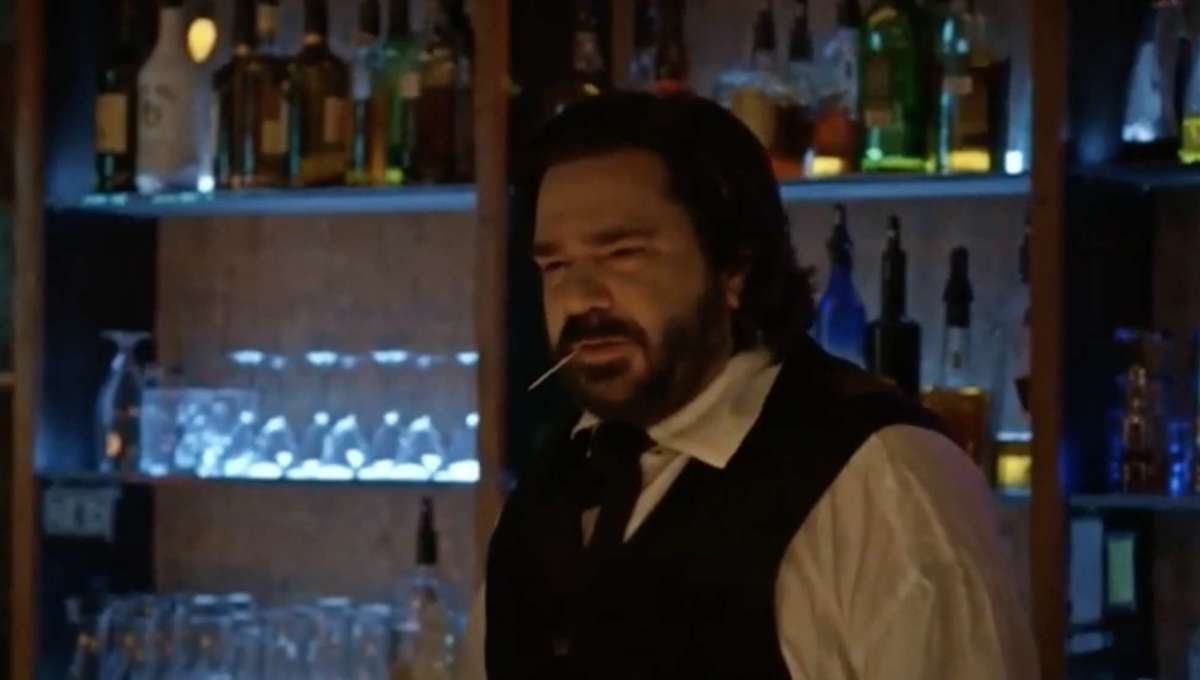 Matt Berry in What We Do in the Shadows