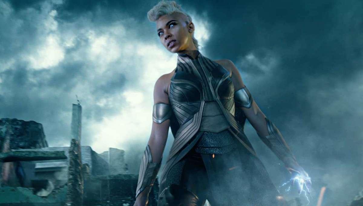 Alexandra Shipp in X-Men: Apocalypse