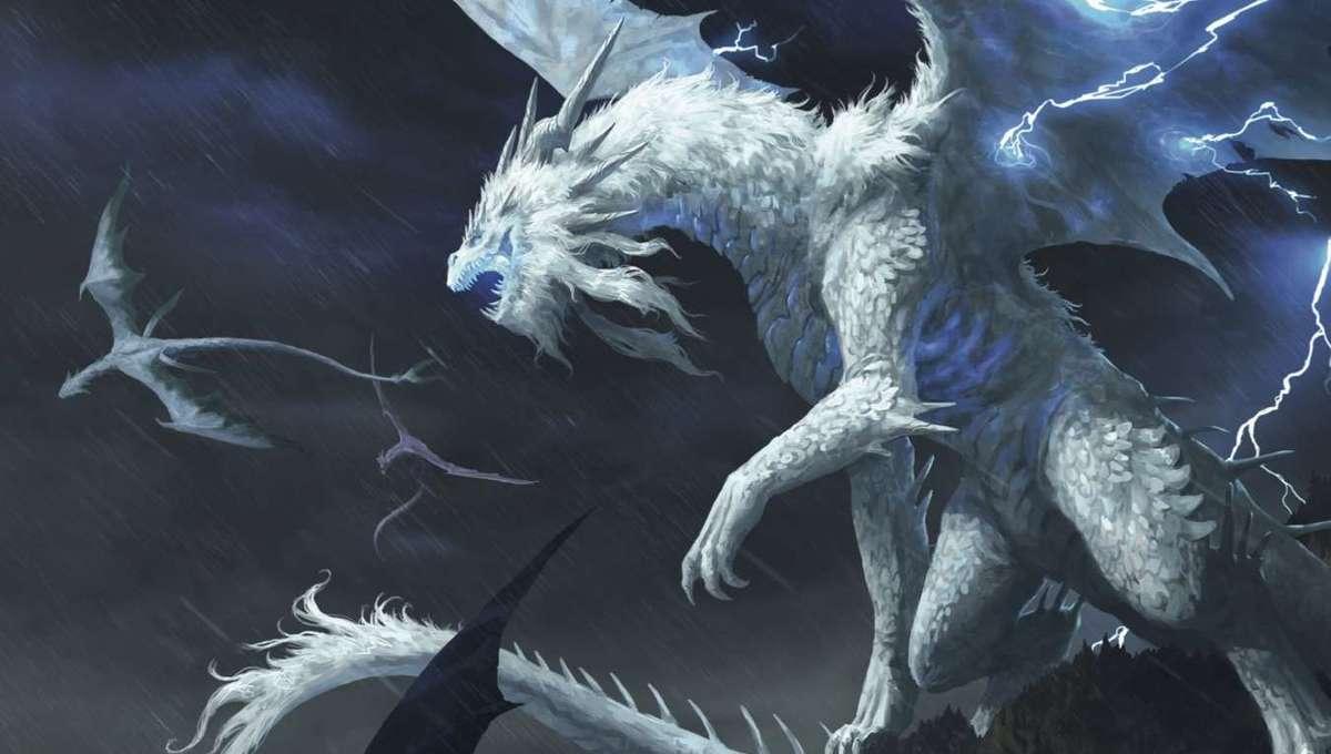 The Art of Dragon Prince - Thunder
