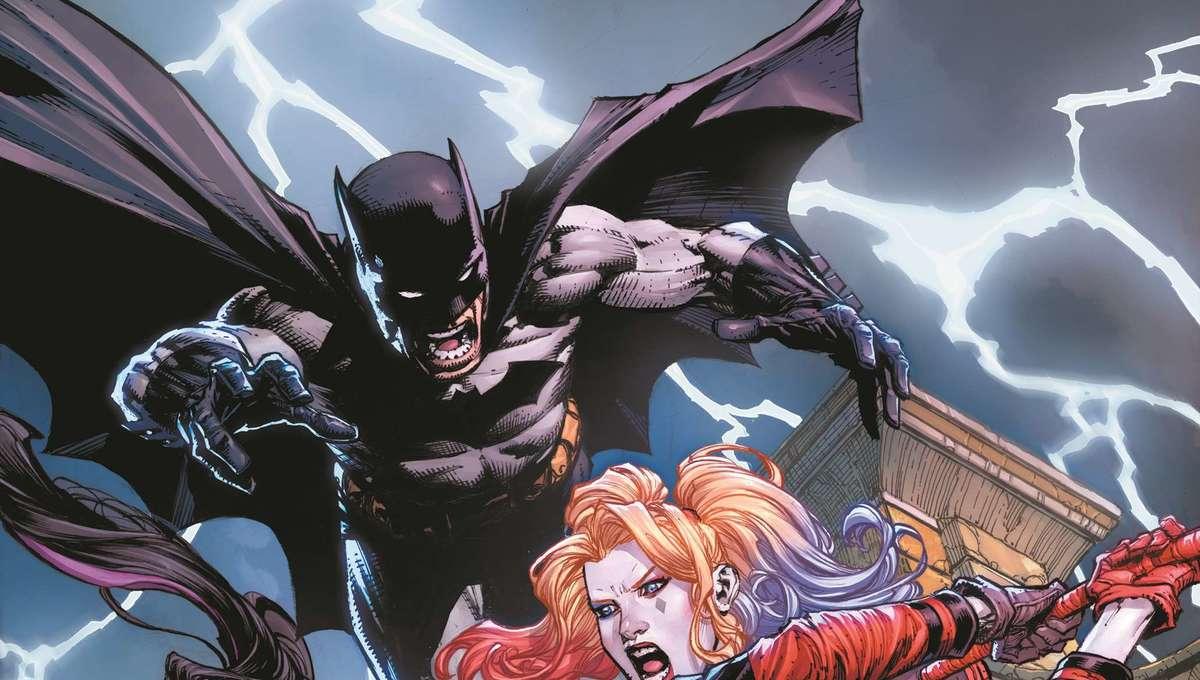 Batman 98 cover