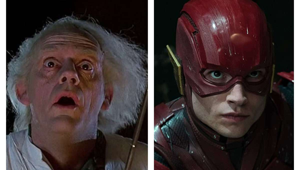 Back to the Future + Flash