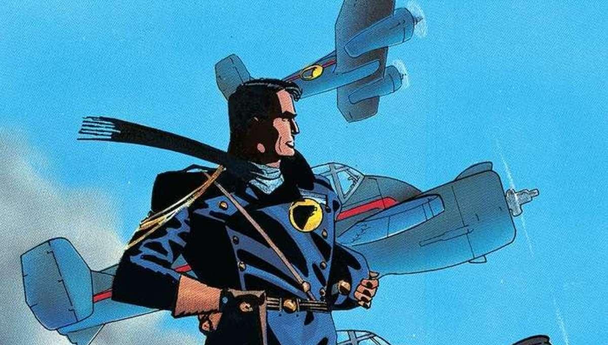 Blackhawks DC Comics