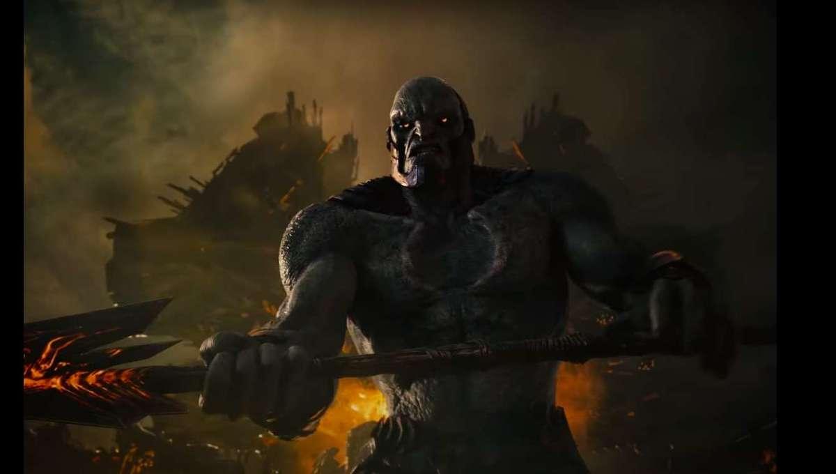 Darkseid Snyder Cut