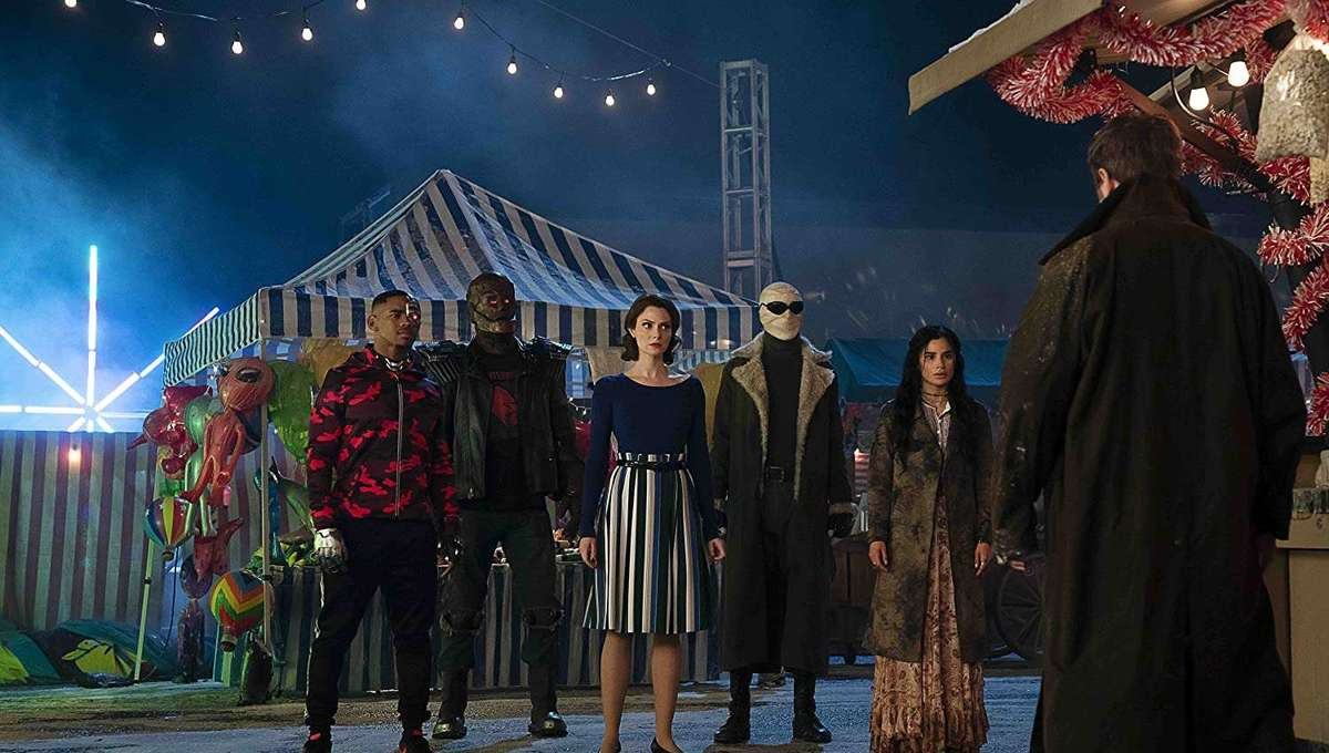 Doom Patrol Season 2 finale