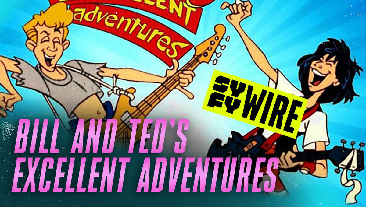 EYDK Bill and Ted's Excellent Adventures