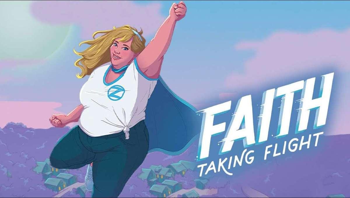 Faith Taking Flight banner