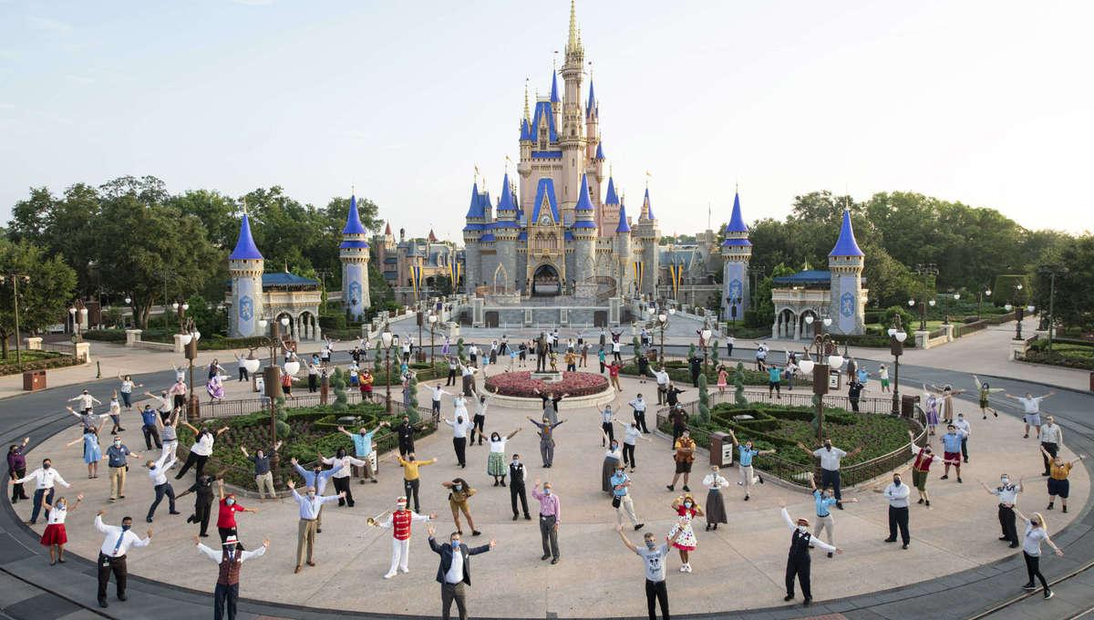 Walt Disney World via Getty Images