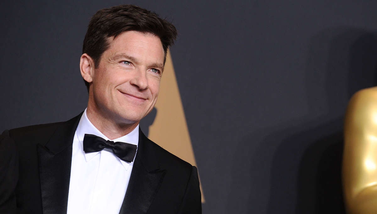 Jason Bateman at an award ceremony