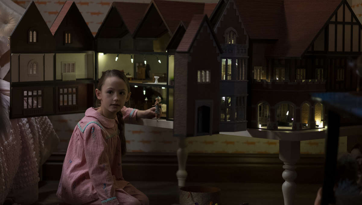 Amelie Smith in Haunting of Bly Manor