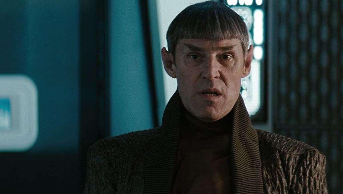 Ben Cross in Star Trek (2009)