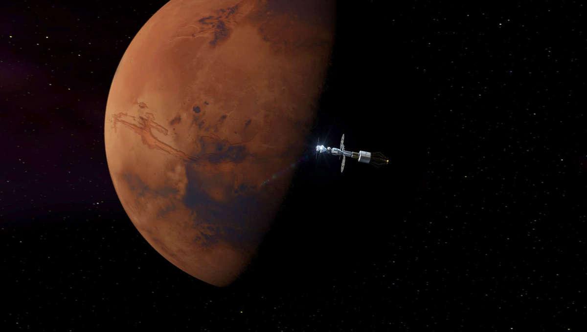 NASA Orion concept art
