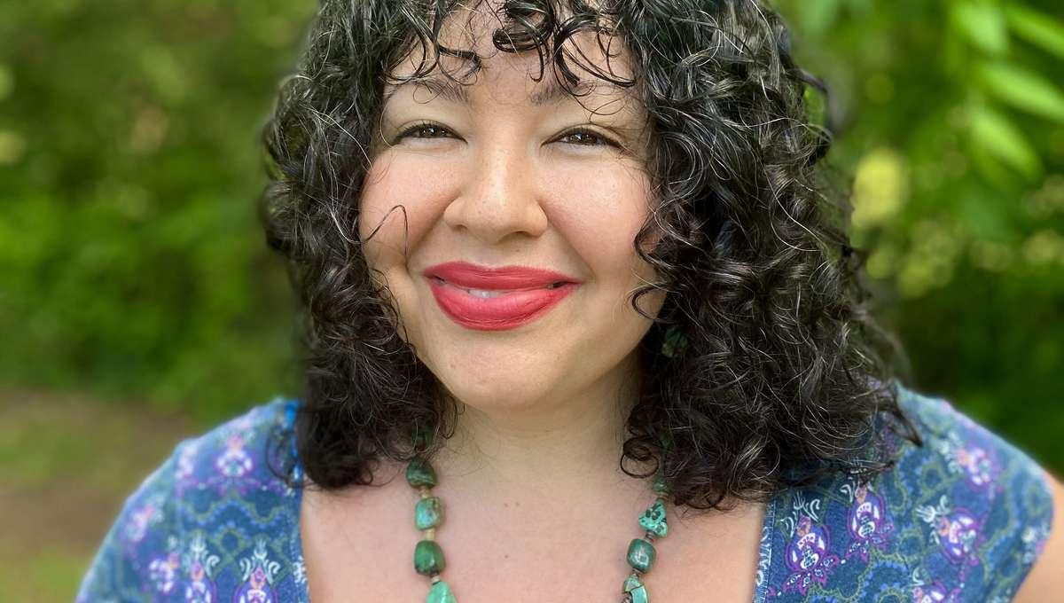 Raquel Vasquez Gilliland Author Photo Credit Jordan Gilliland