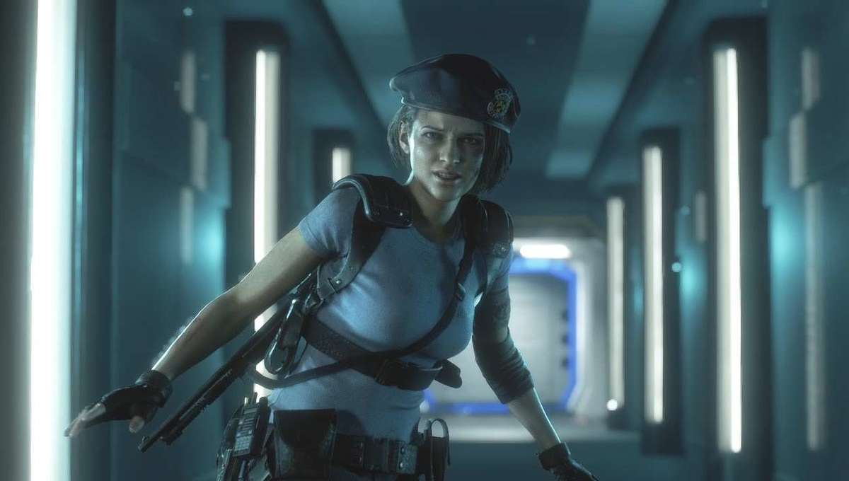 Jill Valentine in Resident Evil
