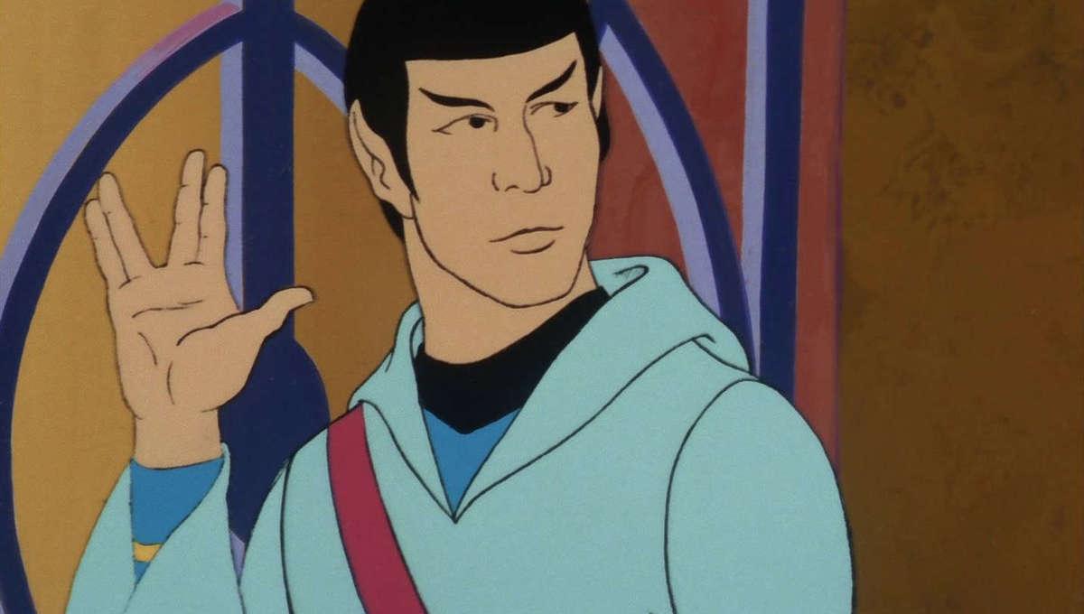Spock 1973 TAS