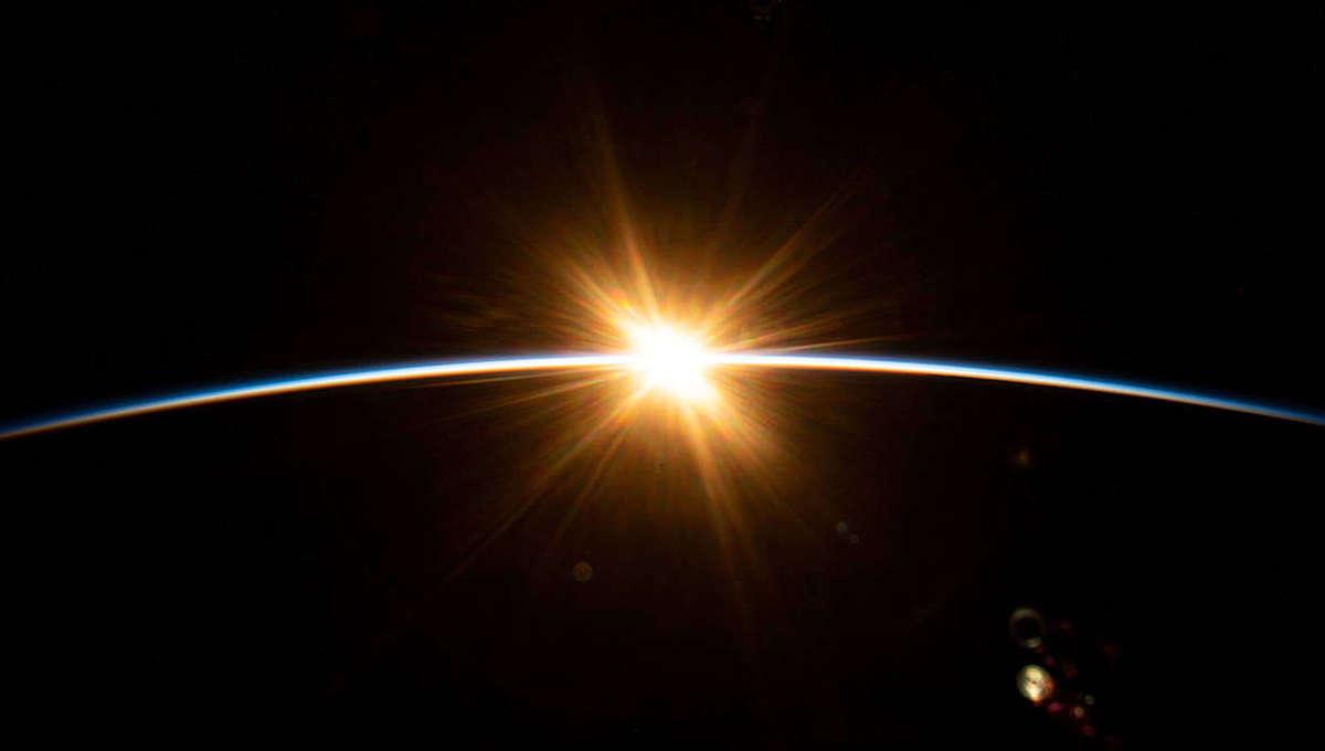 NASA image of the Sun