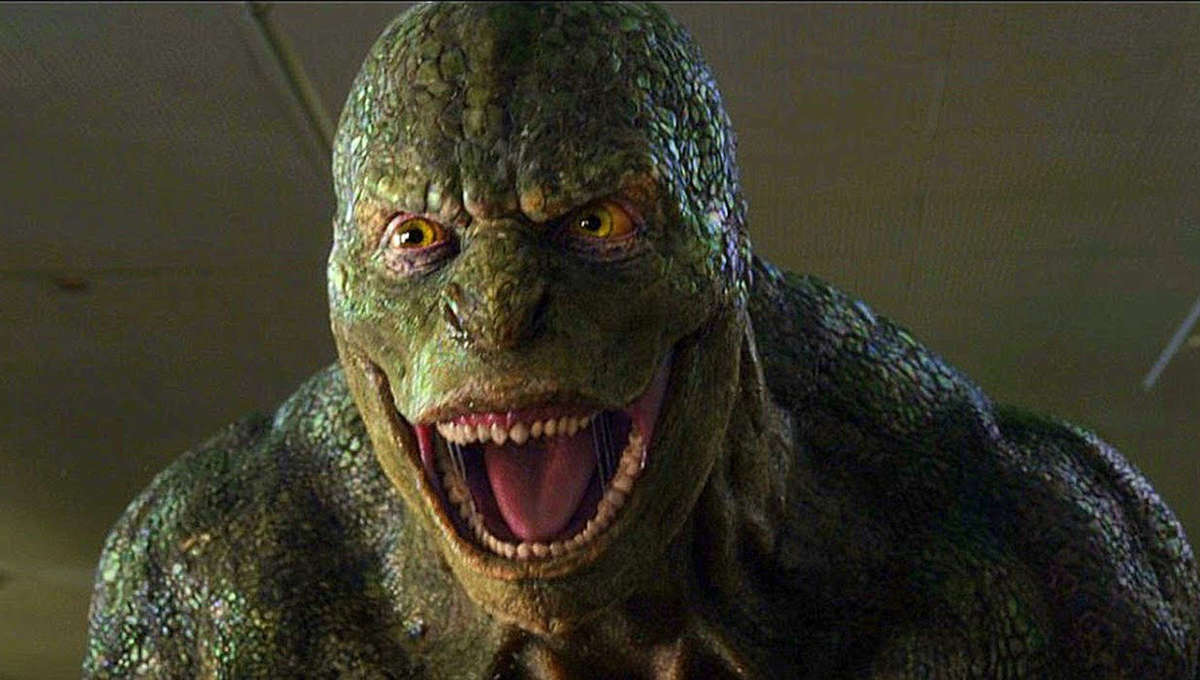 The Lizard from The Amazing Spider-Man