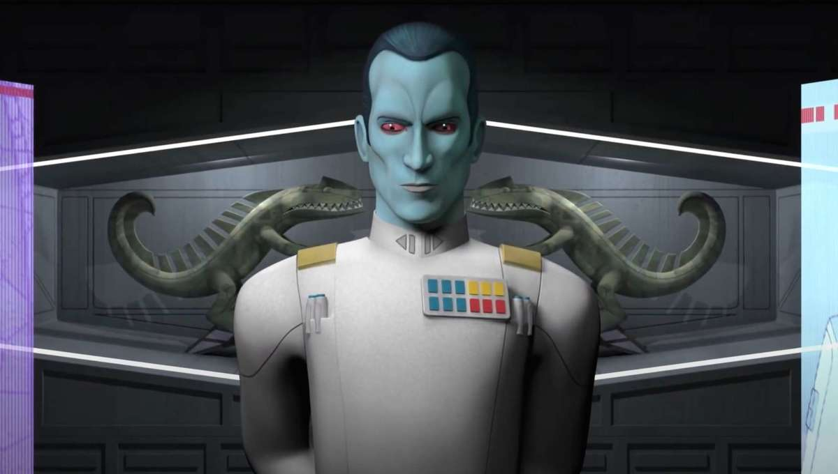 Star Wars Rebels - Grand Admiral Thrawn