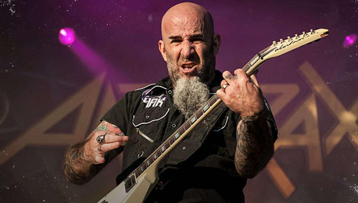 Scott Ian from Anthrax