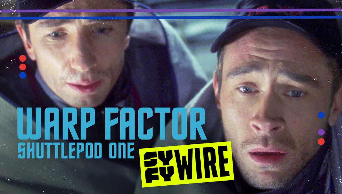 Warp Factor - Shuttlepod One