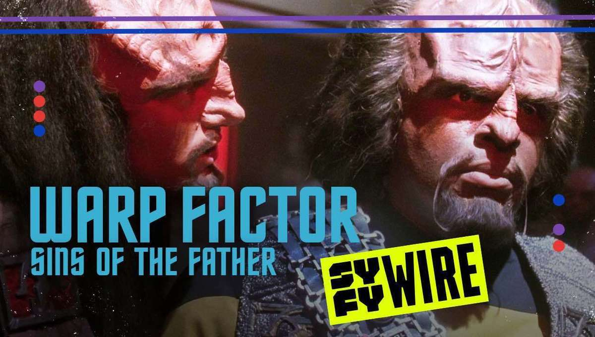 Warp Factor - Sins of the Father