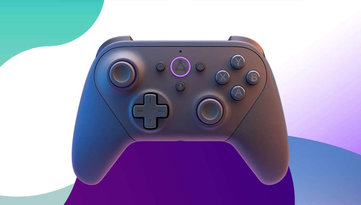 The Amazon Luna video game controller