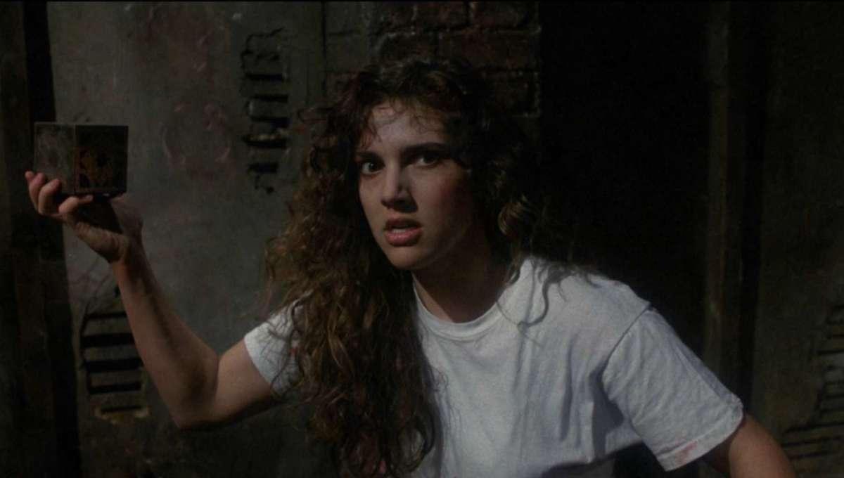 Ashley Laurence in Hellraiser