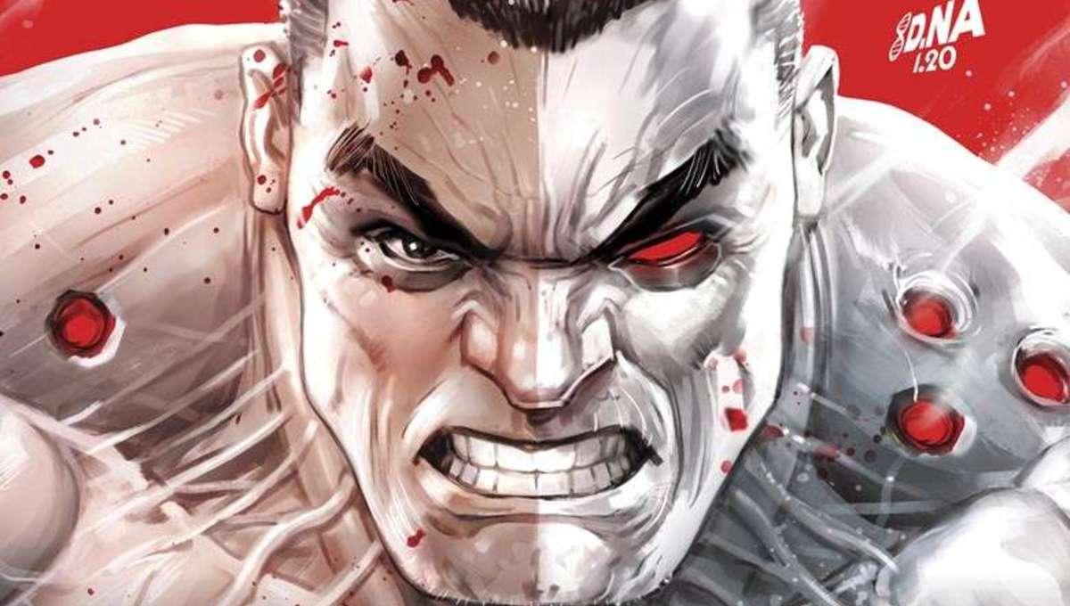 Bloodshot #10 Promo by David Nakayama