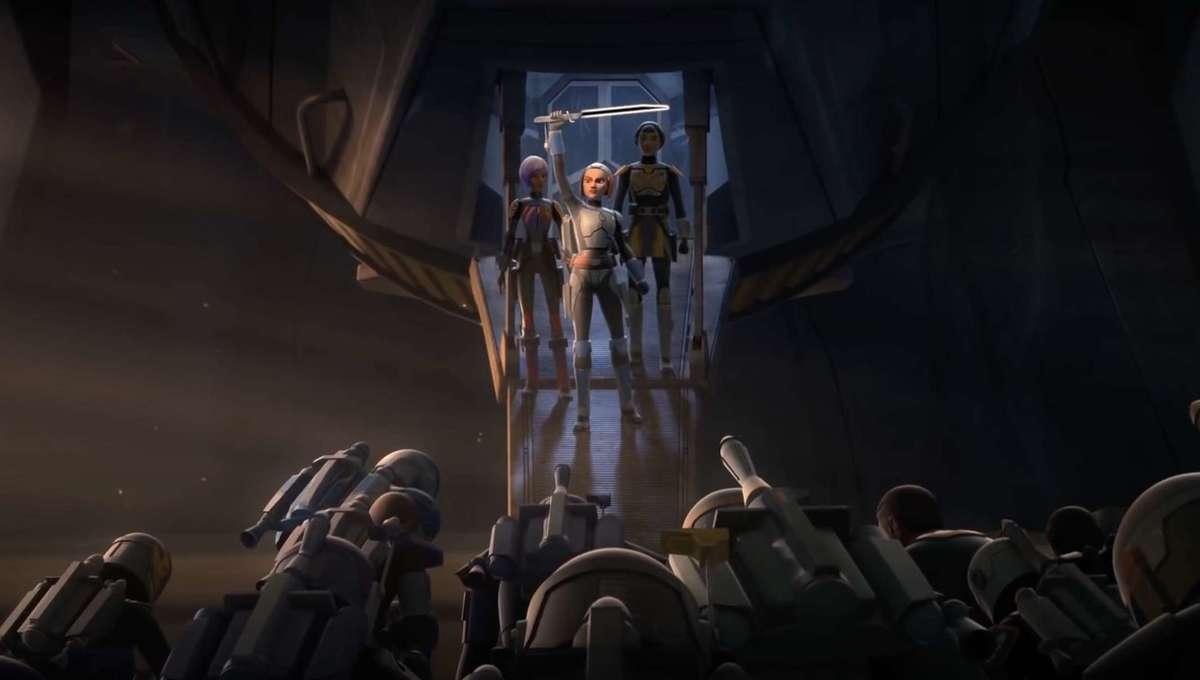 Star Wars Rebels - Bo-Katan Kryze
