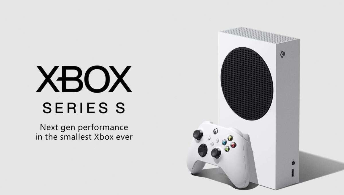 Xbox Series S official
