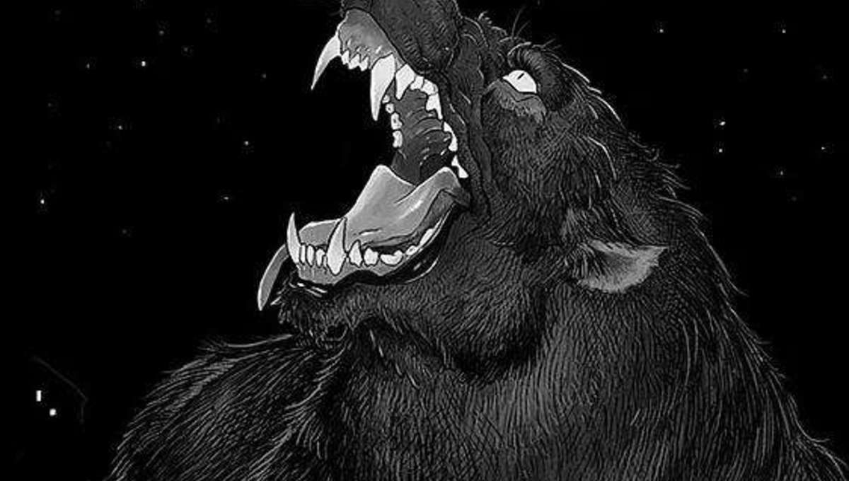 Diary of a Mad, Black, Werewolf