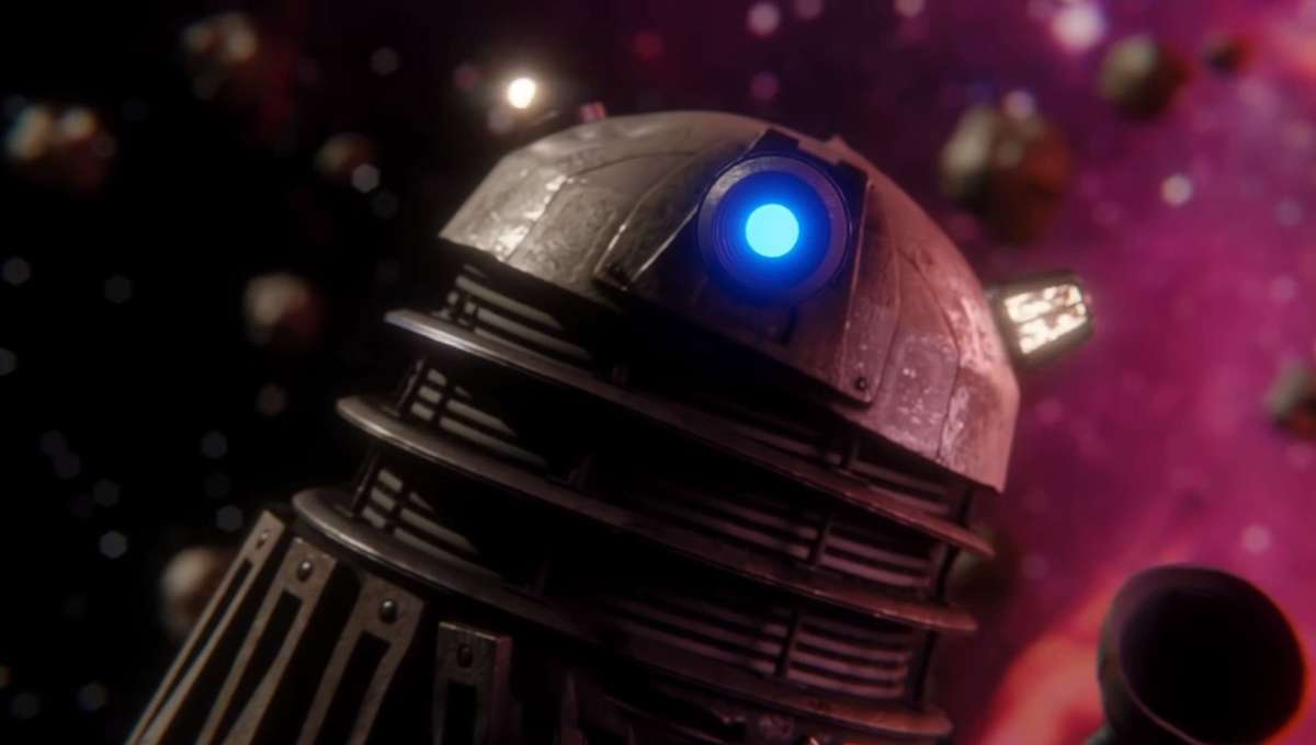 Dalek in Doctor Who: Time Lord Victorious